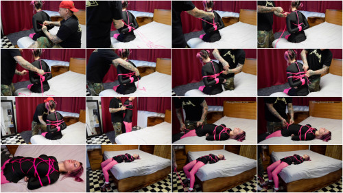 Trip Six – Rollergirl Bound and Gagged Part 1