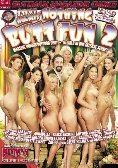 Nothing Butt Fun vol.2