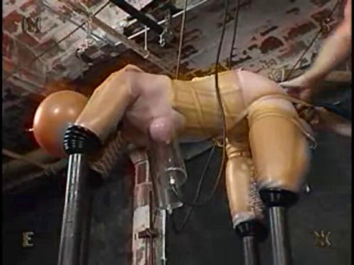 Insex - Stumped BDSM Latex