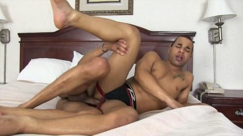Bareback sexy little bottom