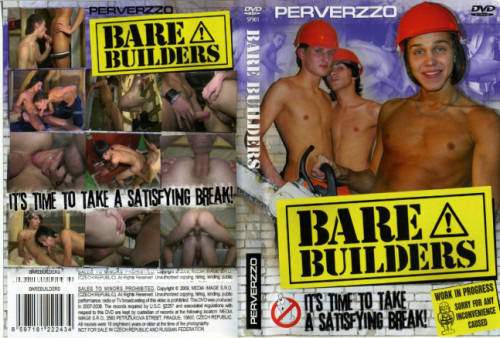 Bare Builders Gay Movie