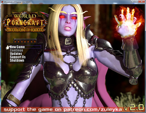 World of Porncraft – Whorelords of Draenor - Super Game