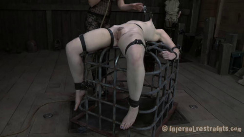Cage Tales  Hazel Hypnotic, Nyssa Nevers