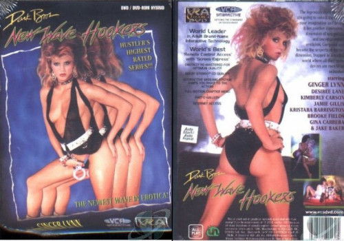 New Wave Hookers(1985/DVD5)
