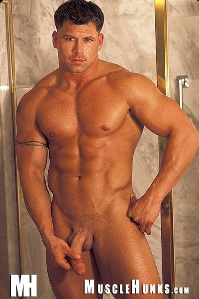 Muscle Hunks - Mico Valentine - Midwest Mustang