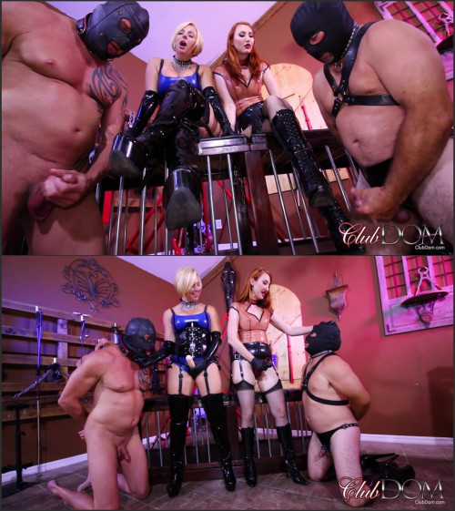 Unauthorized Erections Femdom and Strapon