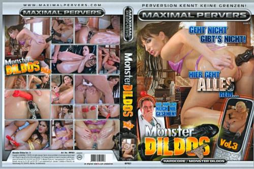 Monster Dildos Vol.3 Fisting and Dildo