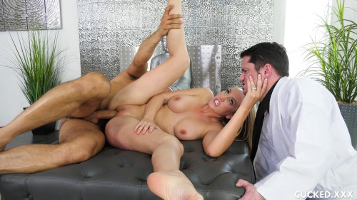 Brett Rossi - No Limp Wimp In My Dojo (2018) Public Sex