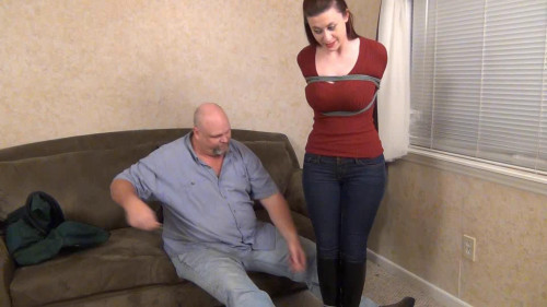 Serene: Tight Fitting Jeans and Sweater Gets Her In Trouble