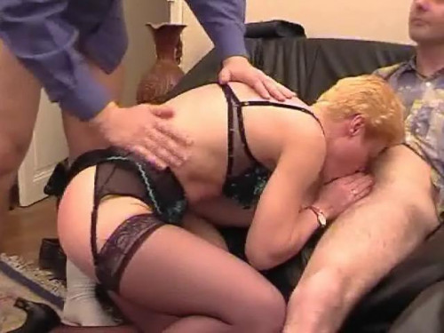 Hard twat slamming MILF Sex