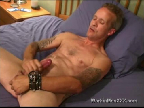 Devin - 2nd Session Gay Solo