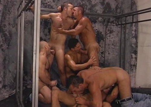 Retro Gangbang Compilation Gay Retro