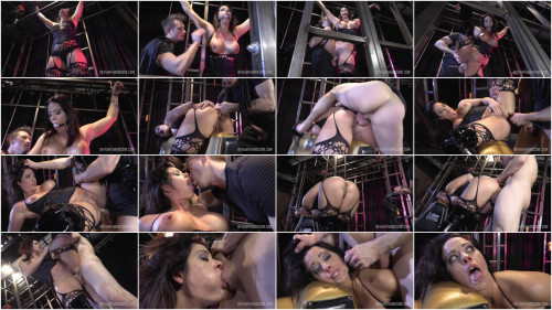 Holly Heart rough anal BDSM (2016)