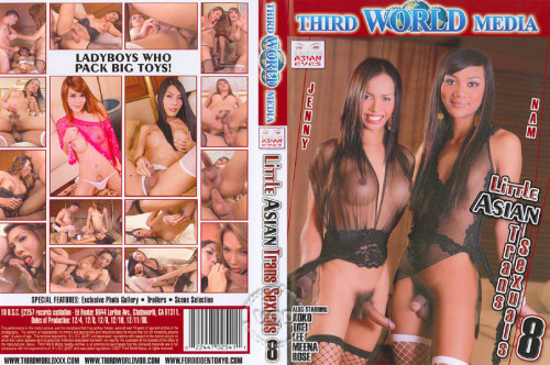 Little Asian Transsexuals Vol.8