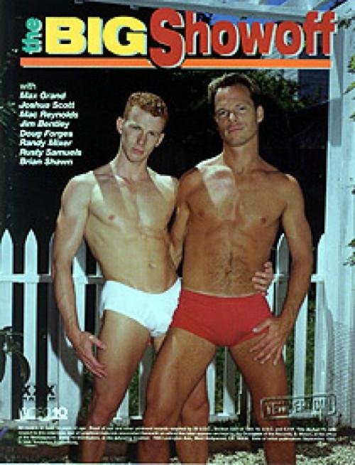 Tenderloin Prod - The Big Showoff Gay Retro