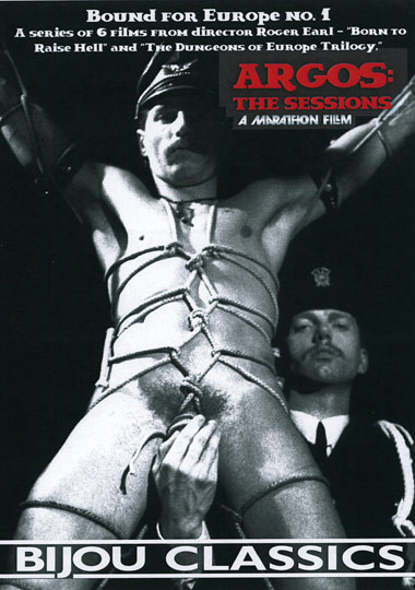 Argos The Sessions Bondage (1990) - Harry Ros, Paul V. Rooy, Lance Evans Gay BDSM