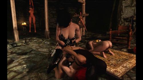 Bdsm Games Pt. 2 3D Porno