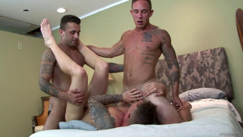 Cole Weston, Laith Inkly & Gunner - 720p Gays
