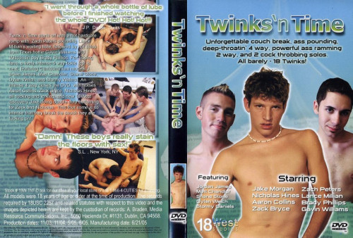 Twinks 'n Time Gay Movies