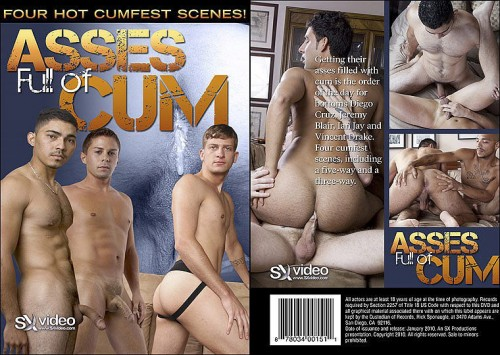 Sx Video – Asses Full of Cum (2010)