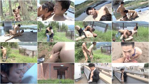 Outdoor Beast Sex Gay Asian