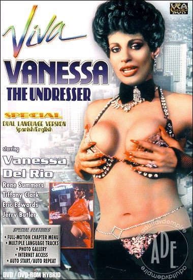 Viva Vanessa: The Undresser