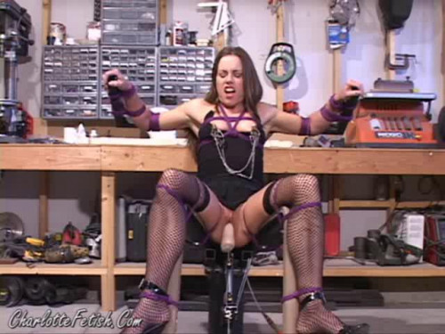 Without Latex There Is No Pleasure - Charlotte Fetish - Part 2 BDSM