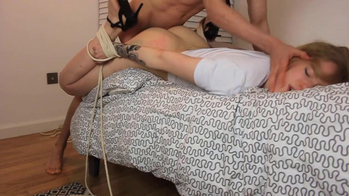 Fiona Dagger - Rough Punishment Fucking - HD 720p BDSM