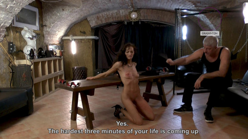 Torture's Test For Gigi BDSM