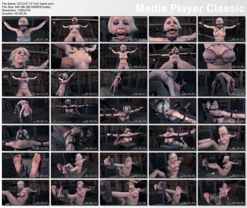 Torn Apart , Cherry Torn , HD 720p BDSM