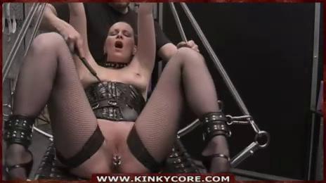 Kinky Pony Girl and Latex Fetish part 9