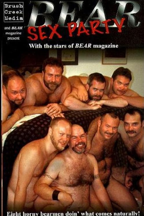 Bear Sex Party