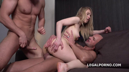 Light Fairy First Time With Balls Deep Action Threesome