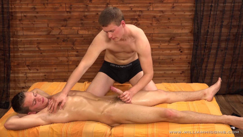 Mate More Massage (2014) Gay Unusual