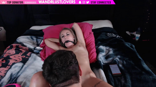 Wandrlustlovers fuck and facial