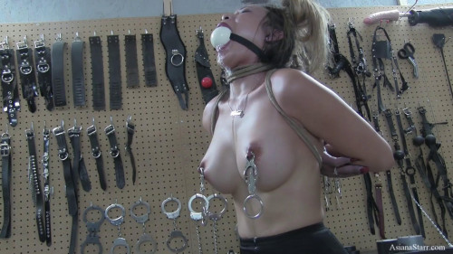 When Bondage Excites You Part 2 - The Moment She Asks for More