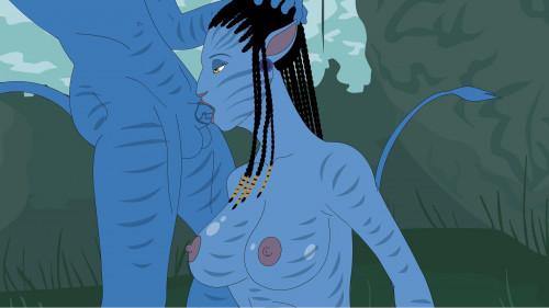 Avatar Cartoons