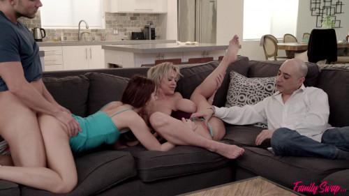 Dee Williams, Vanna Bardot Sex Orgy