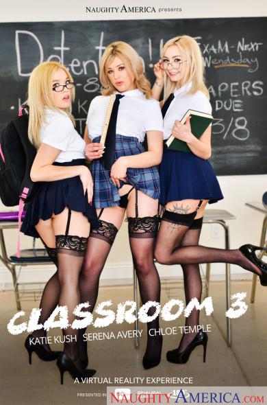 Classroom Vol.3 3D stereo