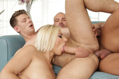 Nathaly Cherie, Eric Tomfor, Miky Bolt Bisexual