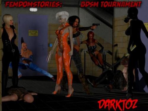 Femdom Stories - BDSM Tournament