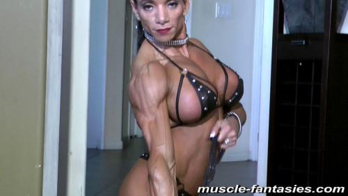 Marina Lopez Female Muscle