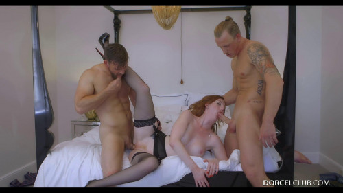zara fucked harder by-2 men