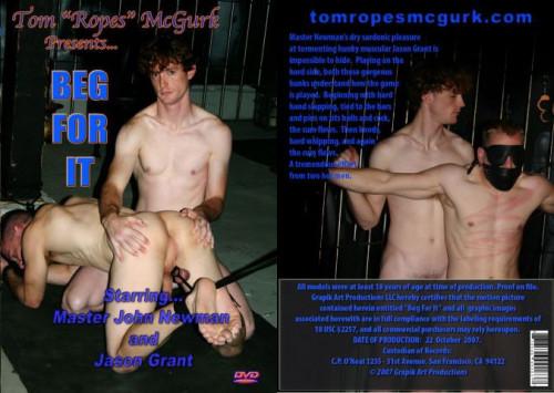 Grapik Art Productions – Beg for It (2007)