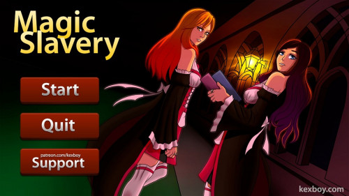 Magic Slavery Hentai Games
