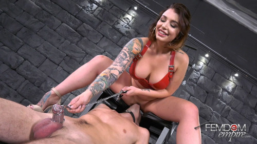 Ivy Lebelle (Orgasms For ME, Chastity For You)