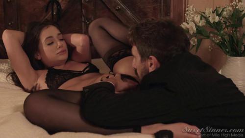 Steve Holmes and Gia Paige BDSM