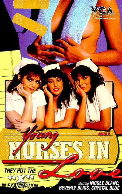 Young Nurses In Love (1984) - Nicole Blanc, Beverly Bliss, Crystal Blue Vintage Porn