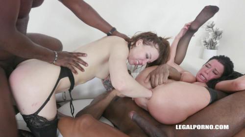 Veronica Avluv Monika Wild when two crazy cock queens amazing Part Two (2018) Interracial Sex