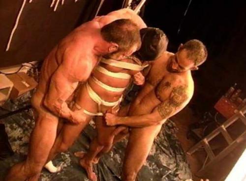 Bondage & discipline fuck Gay BDSM